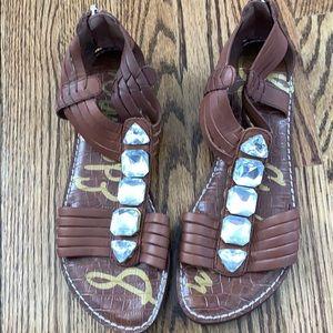 Sam Edelman stone sandal